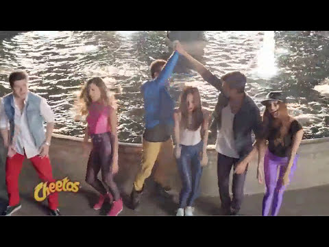 Muévete con Chester Cheetos® y EME15   'Baila'