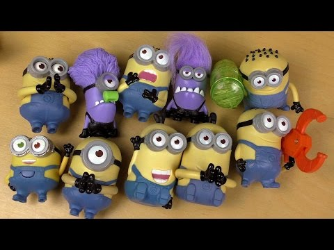 Happy Minions Meal 2013+2015