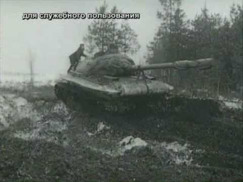 TANK Object 279 -prototype heavy tank(Video)