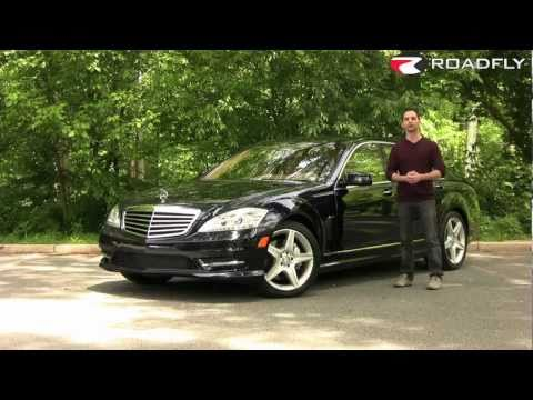 Roadfly.com - 2011 Mercedes S400 Hybrid Test Drive & Review