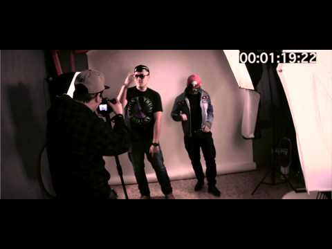 Big Daddy - Im Serious Official Music Video (BMKSE Backstage...