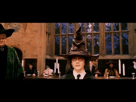Harry Potter And The Philosopher's Stone - Sorting Ceremony video