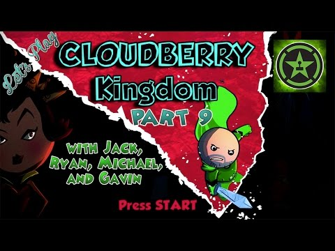 Let's Play - Cloudberry Kingdom Part 9