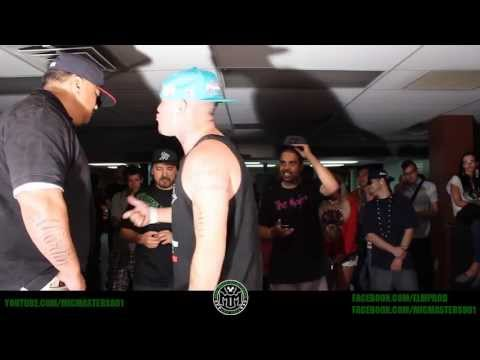 Mic Masters Presents: BSide vs Eli Ace (The Playoff's Round 3)