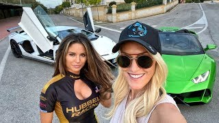 Lamborghini Girls!