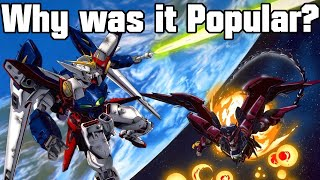 Why Was Gundam Wing So Popular in the West?