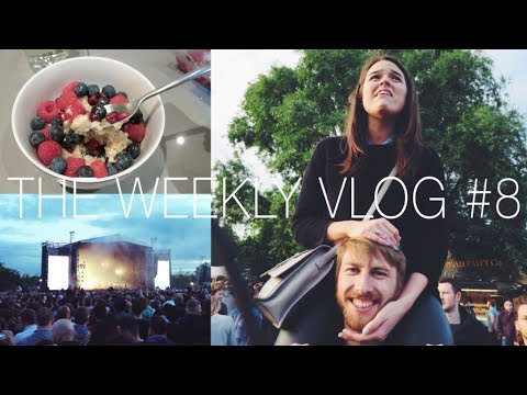 The Weekly Vlog #8 ViviannaDoesVlogging