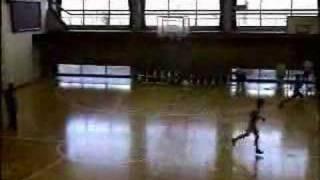 中学ハンドボール2007尾北カップ男子準決勝後半3