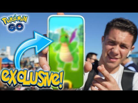 Is THIS the NEXT SHINY Coming to Pokémon Go? NEW EXCLUSIVE POKÉMON EVENT!