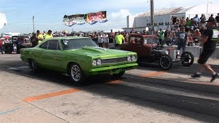 BIG TIRE Best 2 of 3 - Coffeyville Street Drags