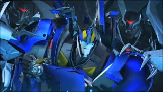 Transformers_Bumblebee got his voice back and kills megatron