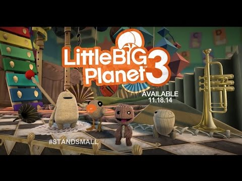 LittleBigPlanet 3 - TV Commercial