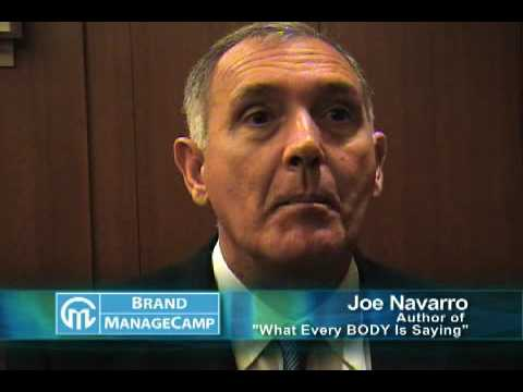 Fresh Thinking Moment - Joe Navarro