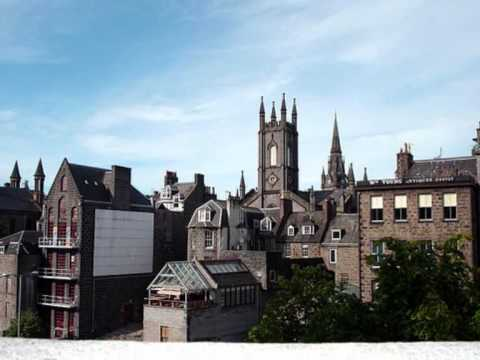 Scottish City - Aberdeen