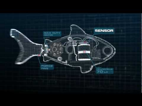 THE OFFICIAL ROBO FISH COMMERCIAL!!!!!!