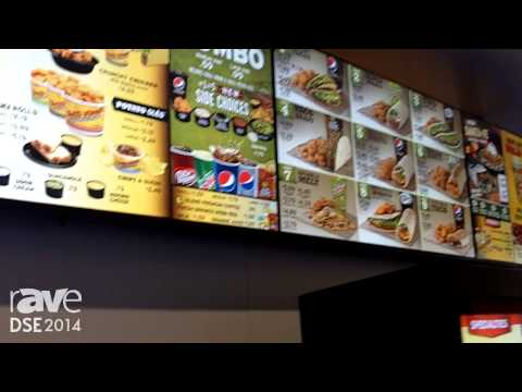 DSE 2014: Panasonic Talks Digital Signage Displays TH-47LFV5U