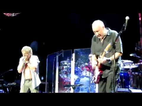 The Who - BaBa O'Riley - Columbus OH 2013