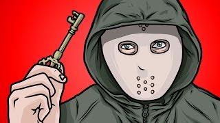 SPOOKY HOUSE TOUR - Gmod Slasher Hide and Seek Gametype