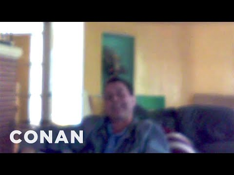 Fan Correction: Herman Cain Didn't Sell Breadsticks! - CONAN on TBS