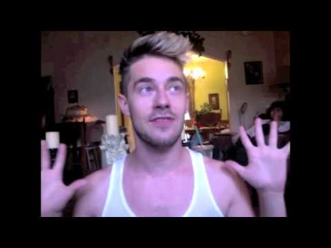 "The ""Real Man"" Project: Chris Crocker"