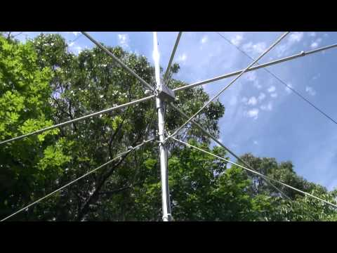 HAM RADIO ANTENNAS SETUP FOR THE SHACK