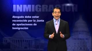 José Aristimuño, nuestro especialista en inmigración, nos ofrece los consejos que, debemos considerar, a la hora de contratar los servicios de un abogado de inmigracion.