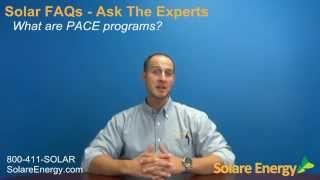 Solar FAQs - PACE & YGRENE with Dustin Merkley