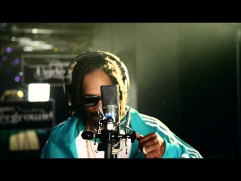 Snoop Dogg aka Snoop Lion Zonamo Underground Amsterdam Hot Freestyle brand new 2013