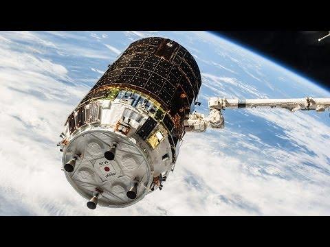 「こうのとり」(HTV) 4号機ミッションダイジェスト