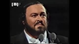 Vesti La Giubba Luciano Pavarotti
