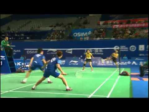 R16 - XD - Chan P.S./Goh L.Y. vs Kim S.R./Choi H.I. - 2012 China Open