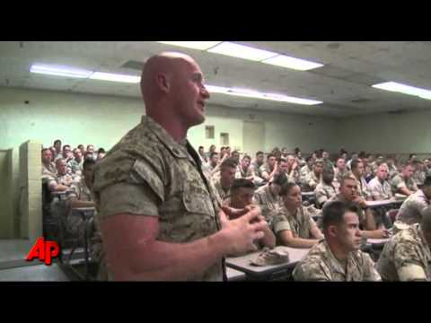 Marines Get Trained on Accepting Gay Recruits