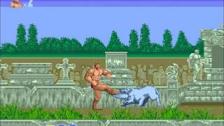 (Genesis) Altered Beast - Stage 1 - Rise From Your Grave