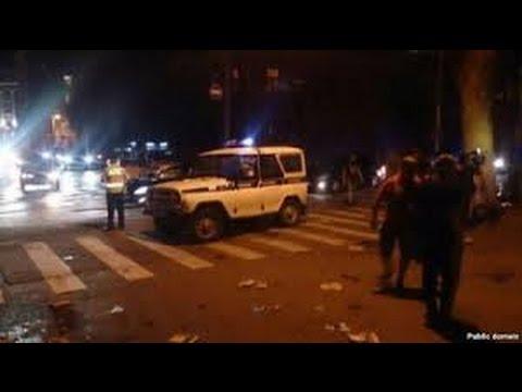Нападение на посольство Украины в Москве