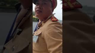 CSGT Bỉm Sơn định bắt láo nhưng không ngờ gặp bác tài quá cứng ||HAYghegom