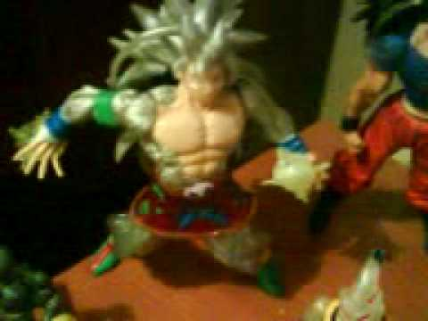 coleccion de dragon ball de diego