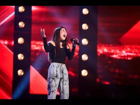 Natalie's performance of Etta James's 'I'd Rather Go Blind' - The X Factor Australia 2016