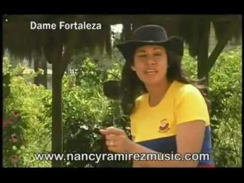 Dame fortaleza Nancy Ramirez Video Original HQ
