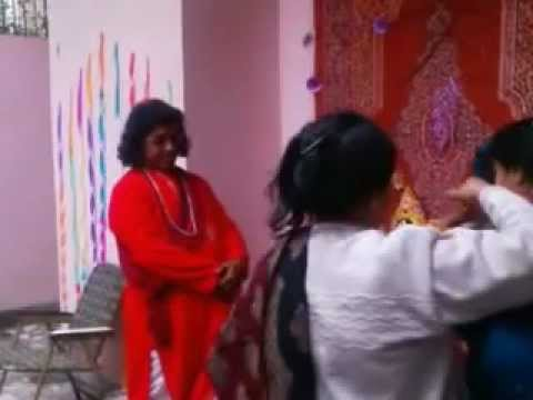 Saraswati Puja Pushpanjali 2013 video