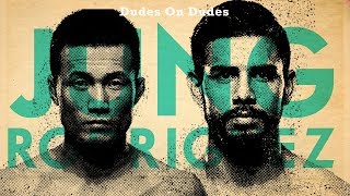 UFC 230 Breakdown/UFC Fight Night Predictions - Dudes on Dudes Fighting