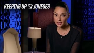 Keeping Up With The Joneses   Action   Now On Digital HD