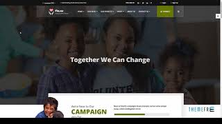 Falah - Charity and NGO HTML Template