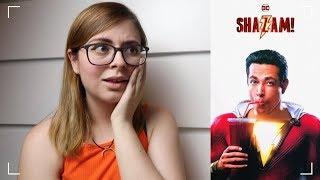 Shazam! Teaser Trailer | REACTION!!