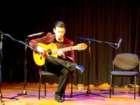 Encuentro de Guitarristas de Chile - Mauricio Aguilera.