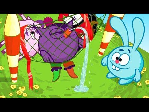Водные процедуры - Смешарики 2D | Мультфильмы для детей