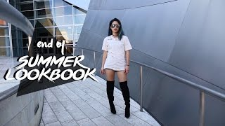 END OF SUMMER LOOKBOOK | MichelleHNguyen