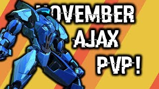 Pacific Rim Breach Wars - Doing PVP With November Ajax!