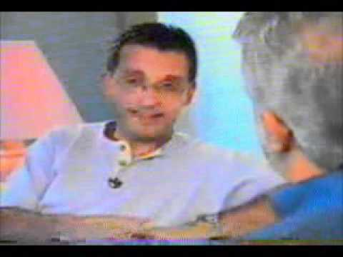 Rubens Faria o Dr. Fritz no SBT Repórter