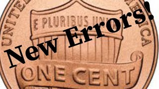 New 2018 Lincoln Shield Cent Errors! What To Search For While Coin Roll Hunting