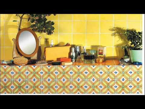Catalogo francesco de maio 13x13 cotto a mano ceramica vietri amalfi youtube - Catalogo piastrelle cucina ...